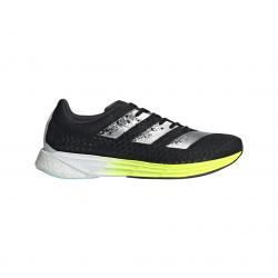 Adidas Adizero Pro Black/Sun Yellow