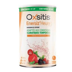 Oxsitis Pot Tempéré Energiz'Heure Fruits Rouges