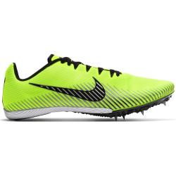 Nike Zoom Rival M9 jaune et noir