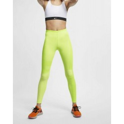 Nike Tight Fit Nike Jaune W