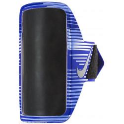 Nike Brassard Fin Imprimé bleu