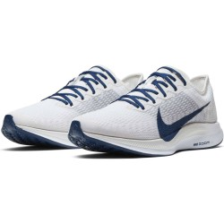 Nike Air Zoom Pegasus Turbo 2 Blanche et Bleue