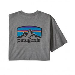 Patagonia M'S Fitz Roy Horizons Responsibili Tee