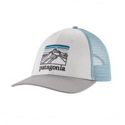 Patagonia LoPro Trucker Hat Line Logo Ridge