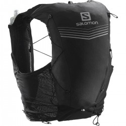 Salomon Adv Skin 12 Set Black
