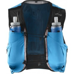 Salomon S/LAB Sense Ultra 5 Set Bleu