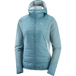 Salomon Midlayer Jacket Veste W