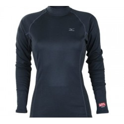 Mizuno Middle Weight Long Sleeve Hightneck Shirt W