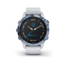 Garmin Fenix 6 Pro Solar Cobalt Blue