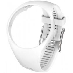 Polar Bracelet M200 Blanc S/M