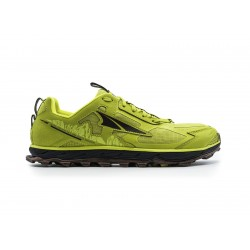 Altra Lone Peak 4.5 Lime Red
