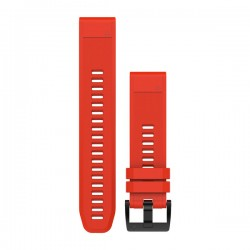 Garmin Bracelet Quickfit 22 Flame Red