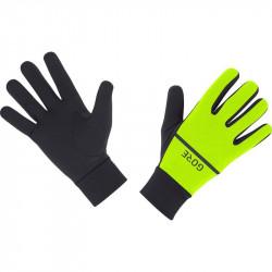 Gore R3 Gloves Yellow/Black
