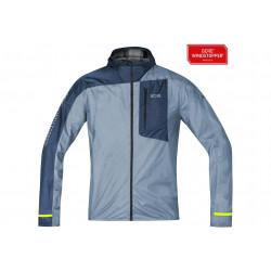 Gore R7 Windstopper Light Hooded Jacket M