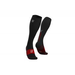 Compressport Full Socks Recovery Black