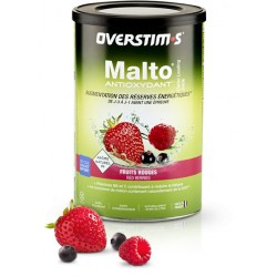 Overstims Malto Antioxidant Fruit rouge