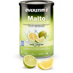 Overstims Malto Antioxidant Citron-Citron Vert