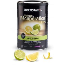 Overstims Boisson de Récupération Elite Citron-Citron Vert