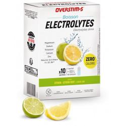 Overstims Electrolytes Citron-Citron Vert