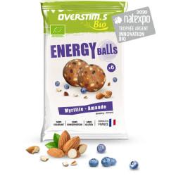 Overstims Energy Balls Myrtille