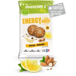 Overstims Energy Balls Citron