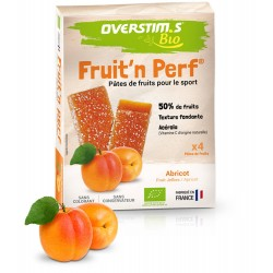 Overstims Fruit'N Perf Bio Abricot