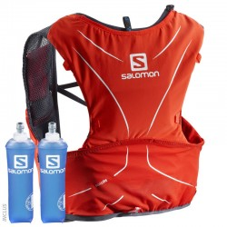 Salomon Advance Skin 5 Set Rouge