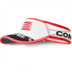 Compressport Ultralight Visoor V2 White
