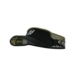 Compressport Visor Ultralight Black/c