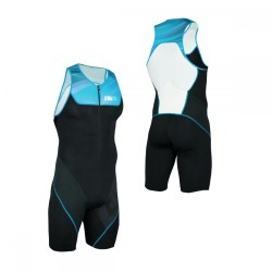 ZeroD Start Trisuit Man Black/Atoll
