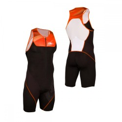 ZeroD Start Trisuit Man Orange