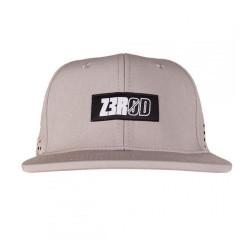 ZeroD Snapback Elite Light Grey