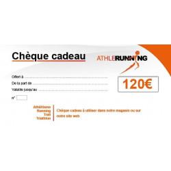 Chèque Cadeaux 120€