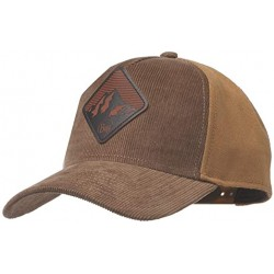 Buff Snapback Cap Nyle Dull Gold
