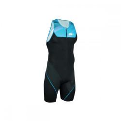 ZeroD Start Trisuit Man Black/Atoll