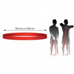 Bande élastique de résistance 1m x 22 mm x 4.5 mm