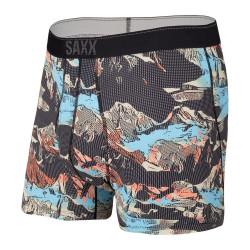 Saxx Underwear Boxer Quest Brief Fly HD