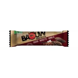 Baouw Barre Cacao Noisette Vanille